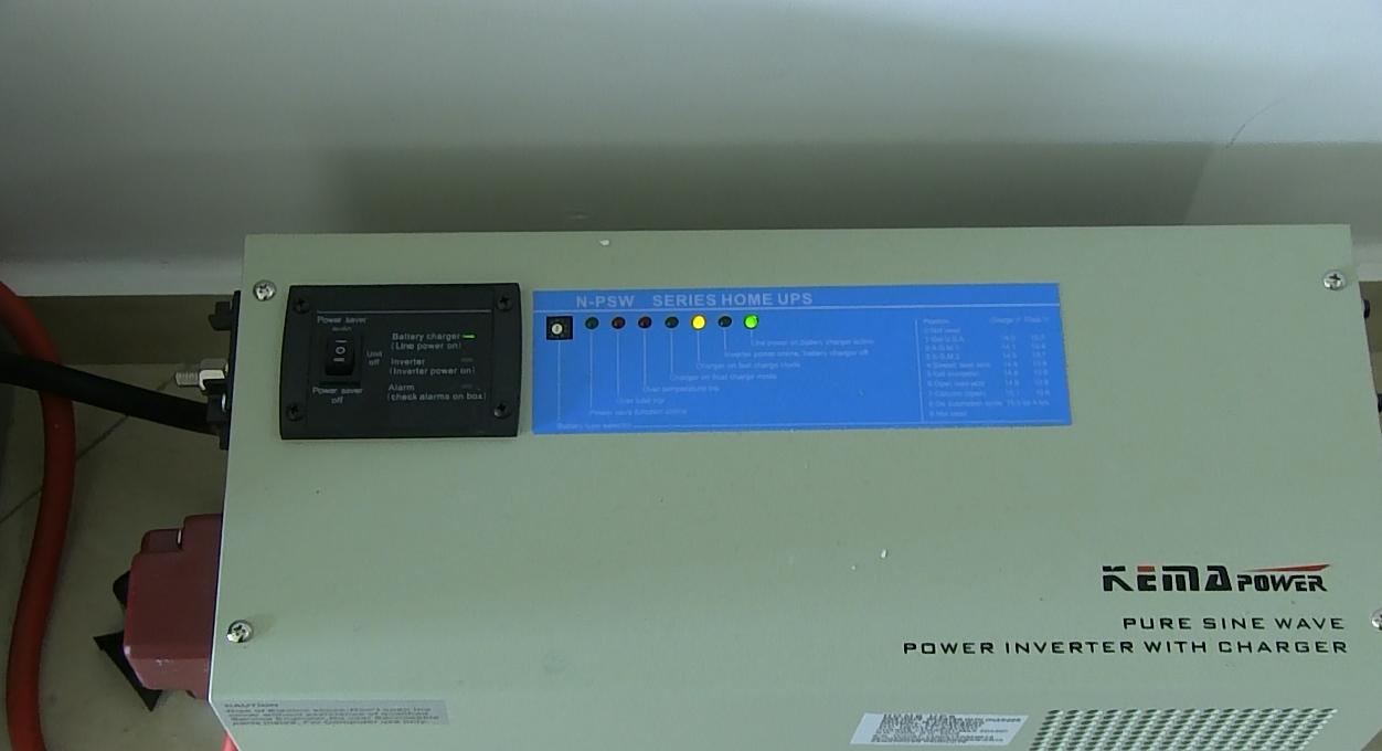 מודיעין מערכת גיבוי חשמל ביתית | סולן IE-06